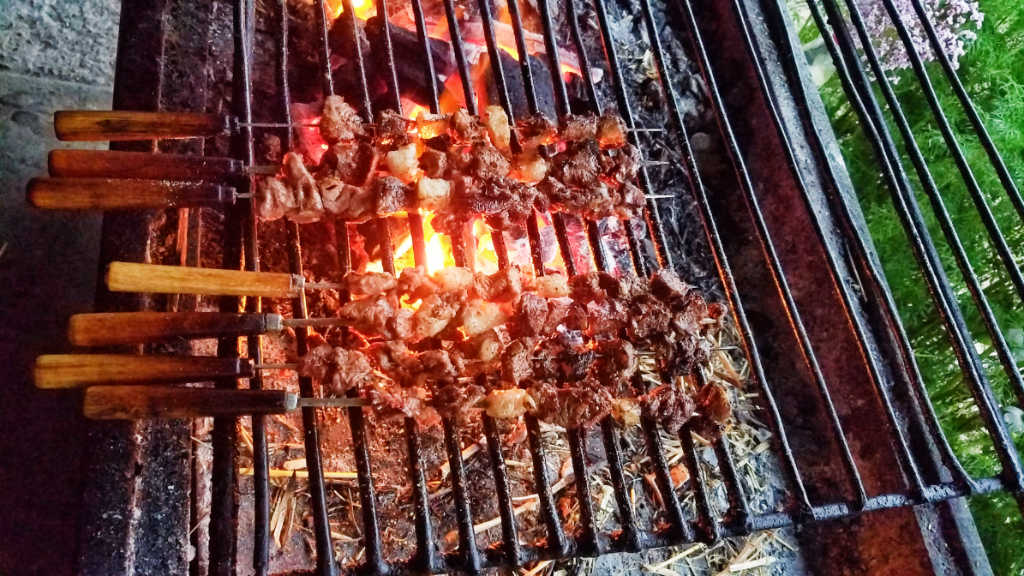 草原烧烤最好吃的有哪些?